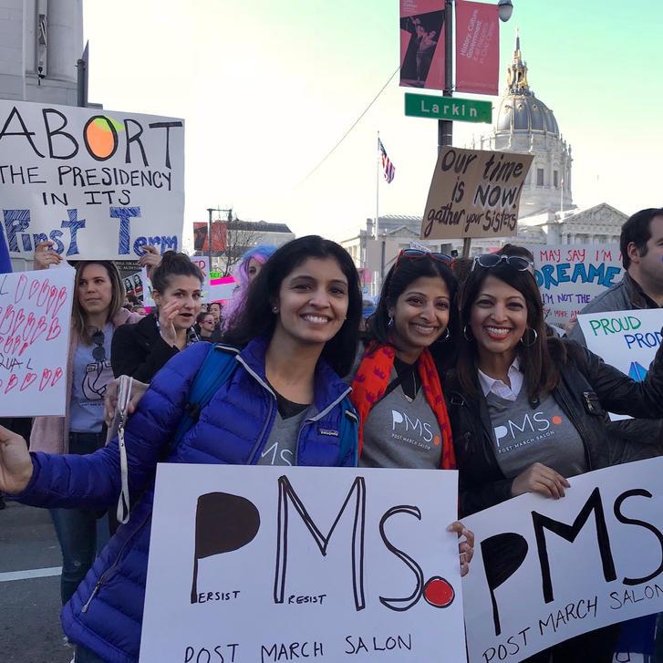 SF Women's March, January 2017
