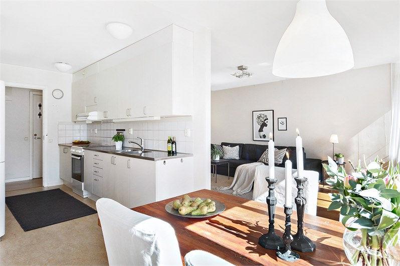 Efter - 3 rum och kök i Sundbyberg