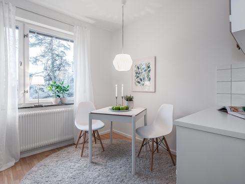 Efter - 2 rum och kök i Näsby Park