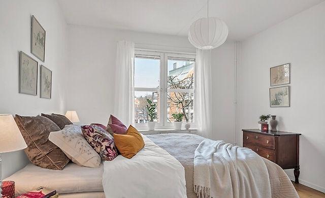 4 rum och kök i Djursholm
