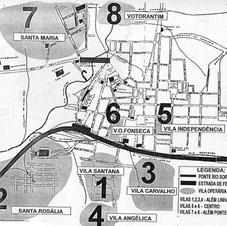 Vilas de Sorocaba