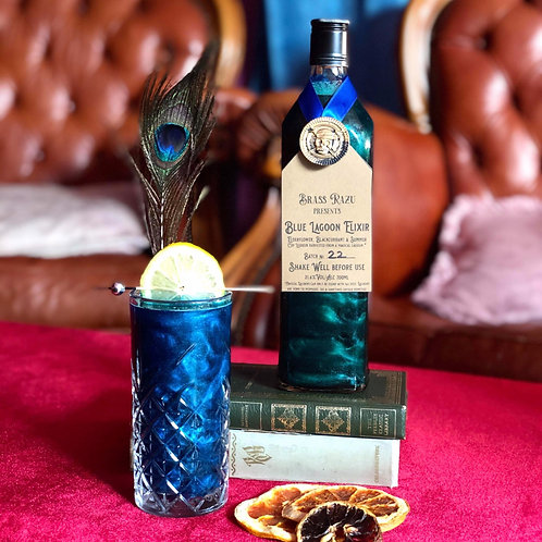 Blue Lagoon Elixir