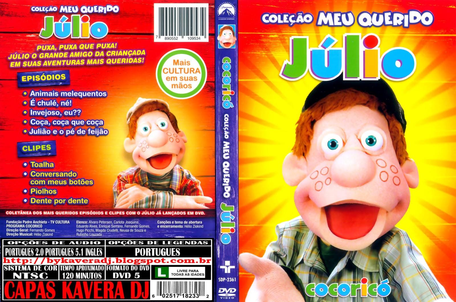 Meu querido Júlio