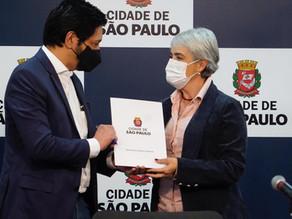 Prefeito Ricardo Nunes (MDB) sanciona Polo Cultural, Gastronômico e Turístico na Freguesia do Ó