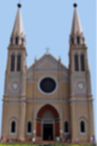 igreja católica, igreja, catedral, catedral curitiba, catedral basílica curitiba, nossa senhora da luz, nossa senhora da luz dos pinhais, curitiba, arquidiocese de curitiba