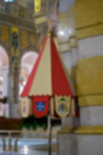 umbráculo basílica