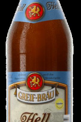 Brauerei Josef Greif Hell Lager