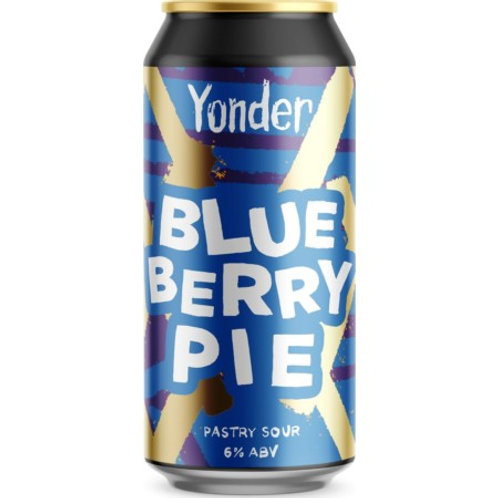 Yonder Blueberry Pie Pastry Sour