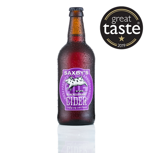 Saxby's Cider Blackcurrant Cider