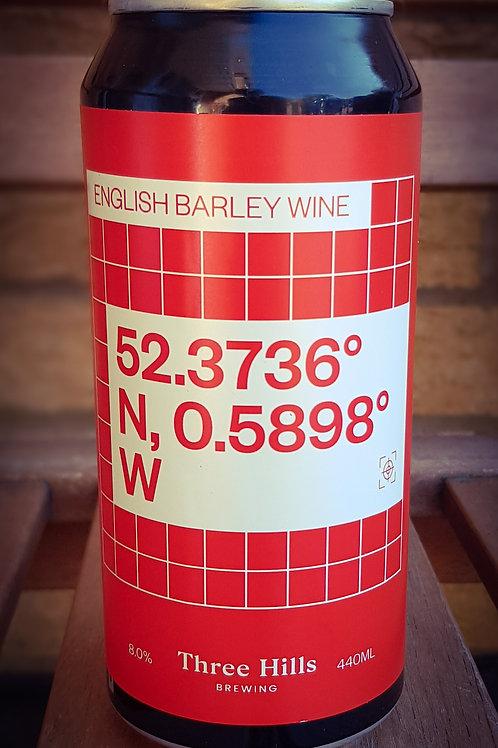 Three Hills English Barley Wine (version 2)