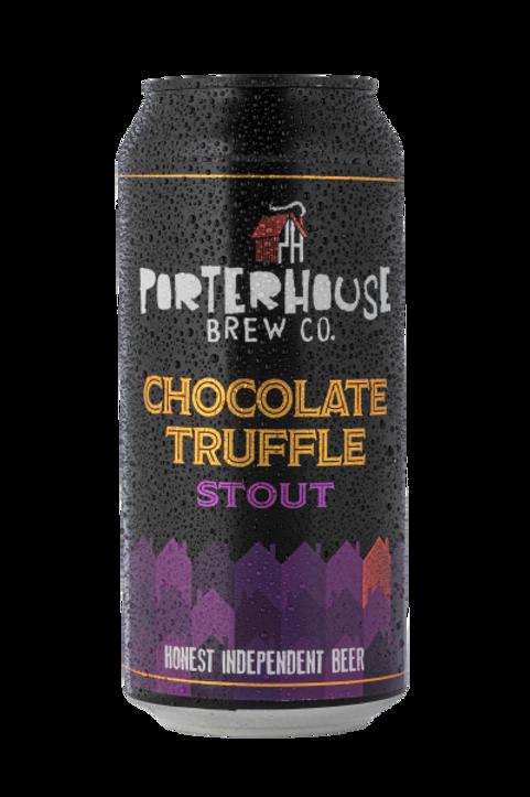 Porterhouse Brew Co.  Chocolate Truffle Stout