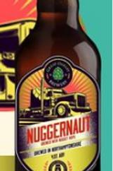 Great Oakley Brewery Nuggernault Pale Ale
