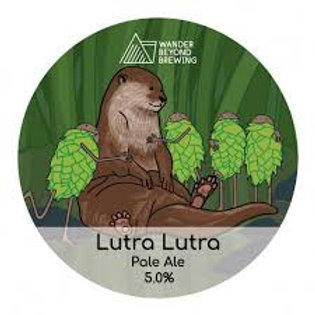 Wander Beyond Lutra Lutra Pale Ale