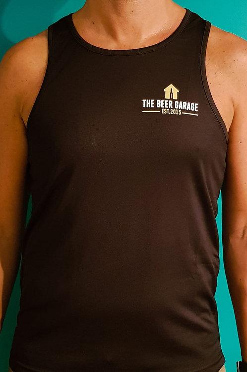 Beer Garage Running Vest
