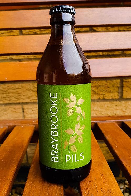 Braybrooke Pils Lager