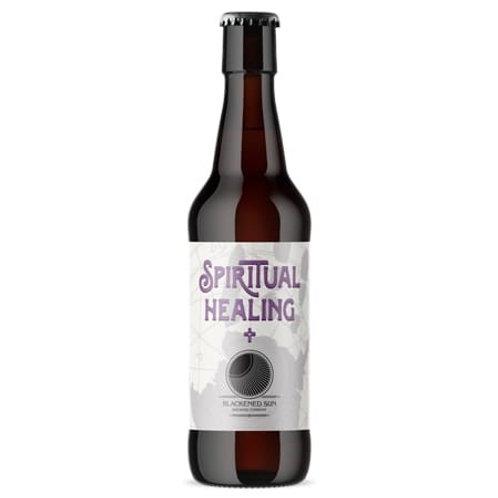 Blackened Sun Spiritual Healing Imperial Milk Stout