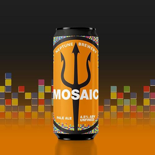 Neptune Brewery Mosaic Juicy Pale Ale
