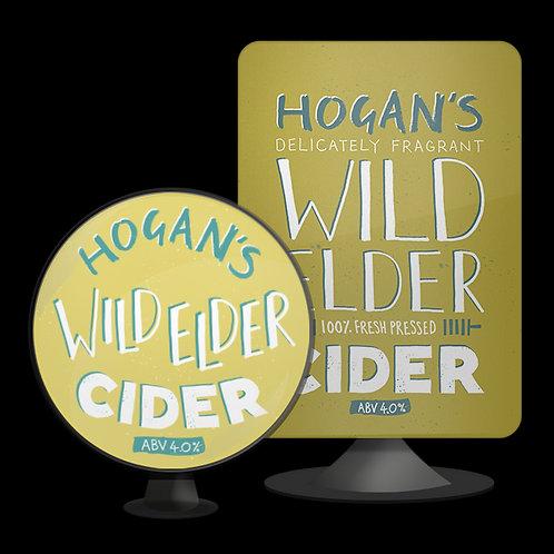 Hogans Wild Elder Cider 500ml