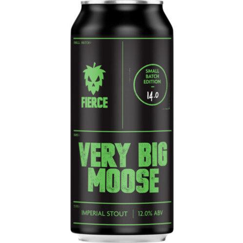 Fierce Beer Very Big Moose Imperial Stout