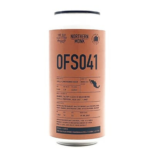 Northern Monk OFS041 Chilli-Lime Mango Sour