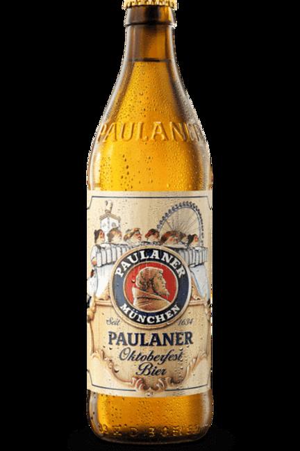 Paulaner Oktoberfest Bier 2021