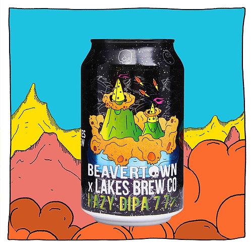 Beavertown x Lakes Hazy DIPA