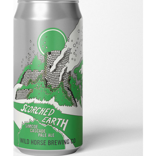 Wild Horse Scorched Earth - Simcoe Cascade Pale Ale