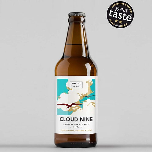 Blackpit Cloud 9 Blonde Ale