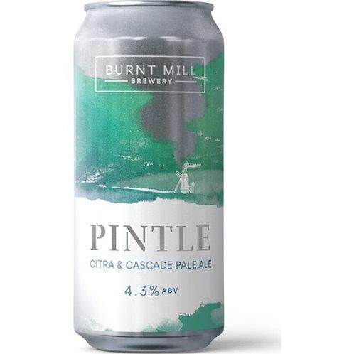 Burnt Mill Pintle Juicy Pale Ale