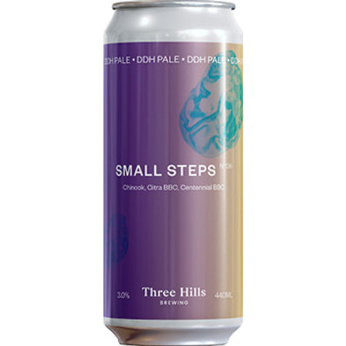 Three Hills Small Steps DDH Pale No.4 (2020)