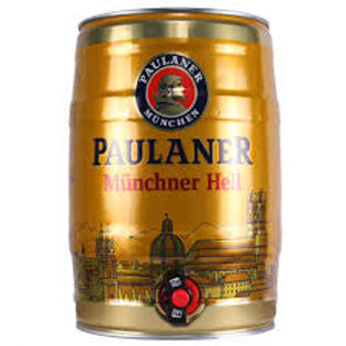 Paulaner Munich Helles Mini Keg