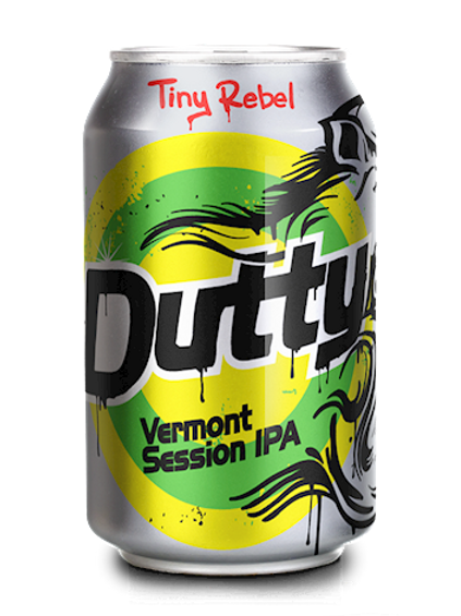 Tiny Rebel – Dutty Vermont SIPA