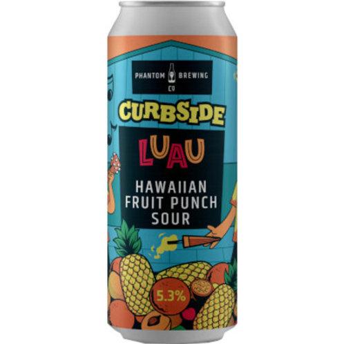 Phantom Brewing Curbside Luau Hawaiian Fruit Punch Sour