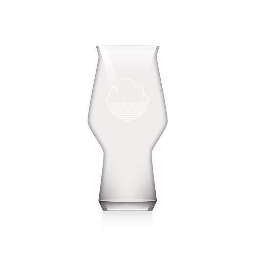 Cloudwater 47cl Craft Master Glassware (white logo)