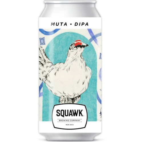 Squawk Brewing Muta Juicy DIPA