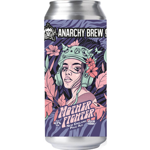 Anarchy Brew Mother Fighter Pale Ale