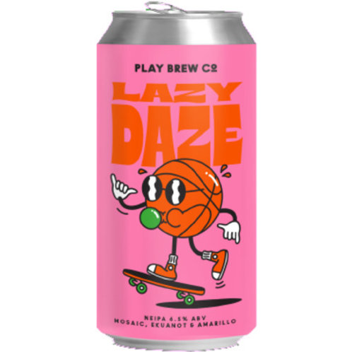 Play Brew Co Lazy Daze Juicy IPA
