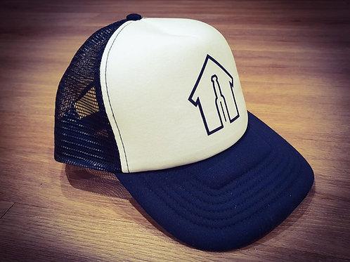 Beer Garage Trucker Hat