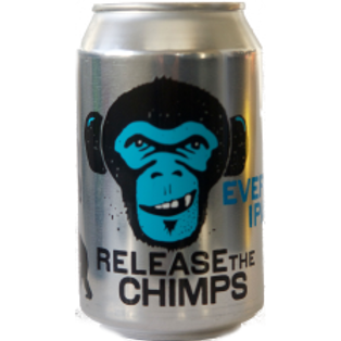 Nene Valley Brewing Release the Chimps Session IPA