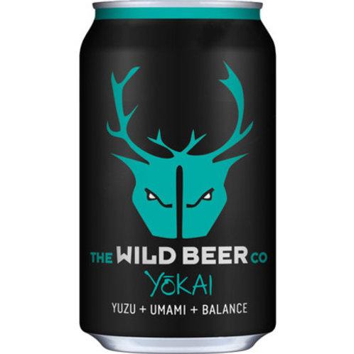 Wild Beer Yokai Yuzu Pale Ale