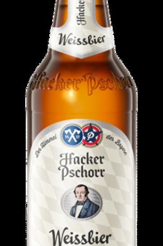 Hacker-Pschorr Weissbier (Wheatbeer)