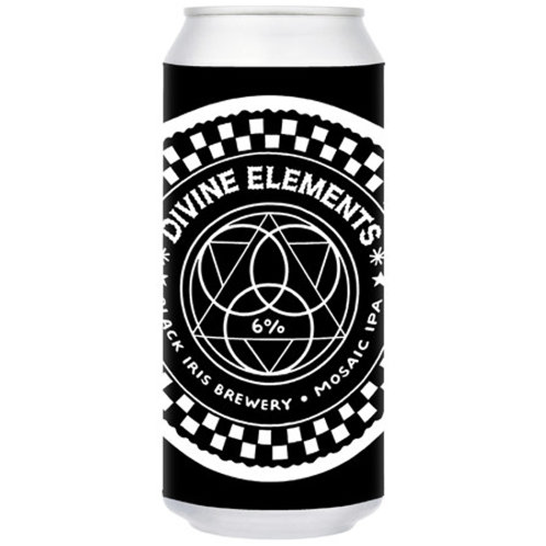 Black Iris Divine Elements Mosaic IPA