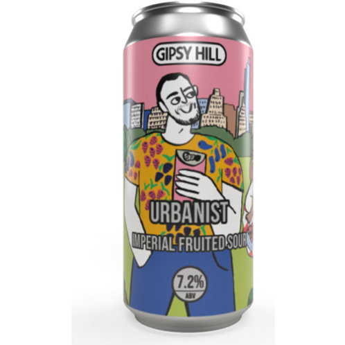 Gipsy Hill Urbanist Triple (Imperial) Fruited Sour