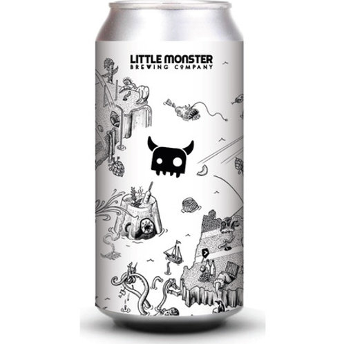 Little Monster Monster State Juicy Pale Ale