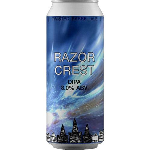 Twisted Barrel Razor Crest Hazy DIPA
