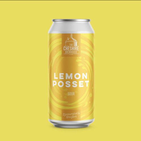 Cheshire Brewhouse Lemon Posset Sour