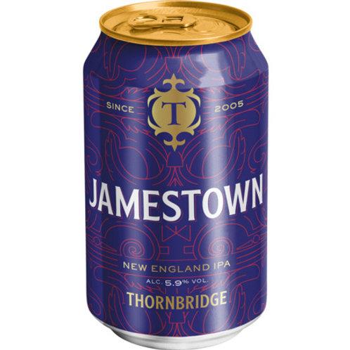 Thornbridge Jamestown Hazy IPA