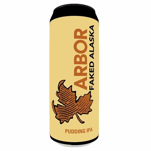 Arbor Faked Alaska Pudding IPA