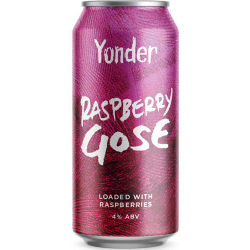Yonder Brewing Raspberry Gose