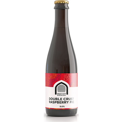 Vault City Double Crust Raspberry Pie Sour